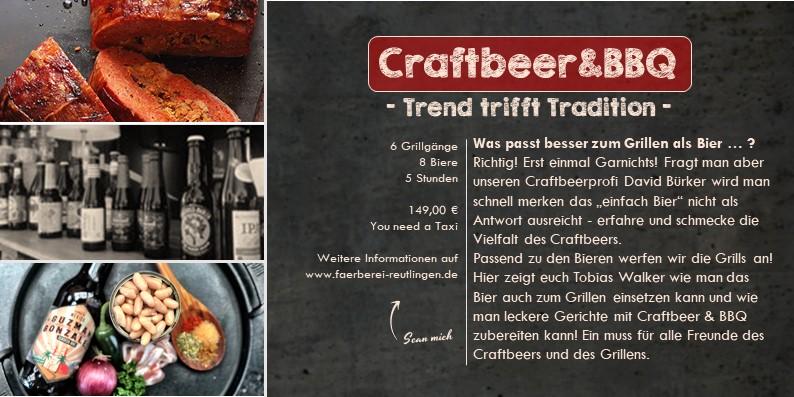 Craftbeer & BBQ Rückseite (Nr. 2)
